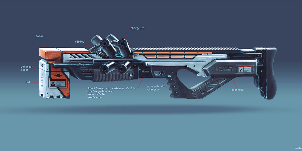 WEAPONS SF