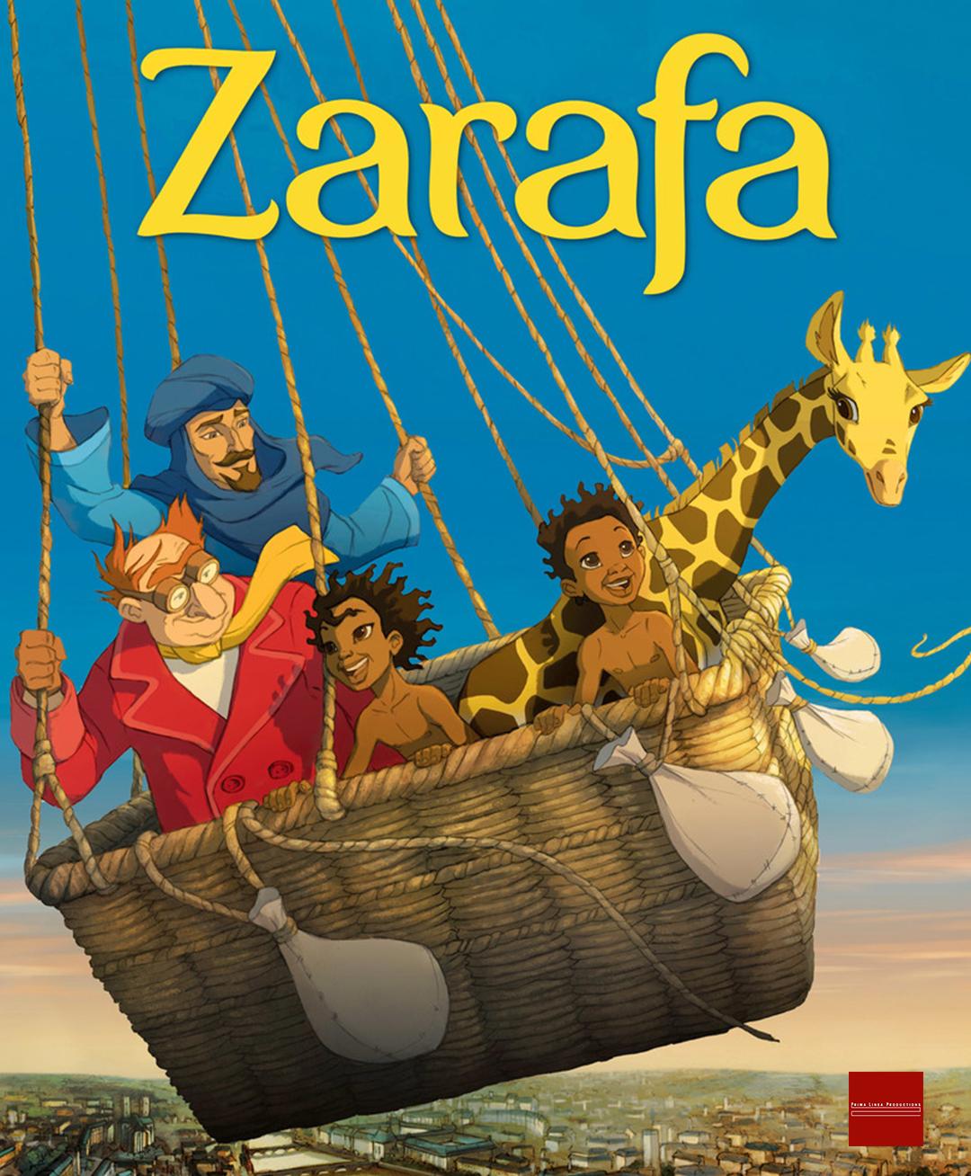 ZARAFA – Prima Linea Studio
